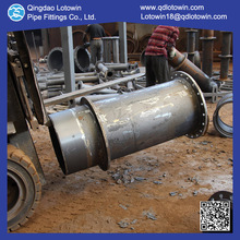 DI Pipe Fittings Dismantling Joints for Main Pump Station with High Quality gibault joint for conveyance of water and sewage