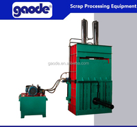 flexible hydraulic plastic bottle press machine