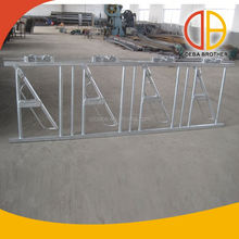 Poultry Farming Equipment Cattle Headlock