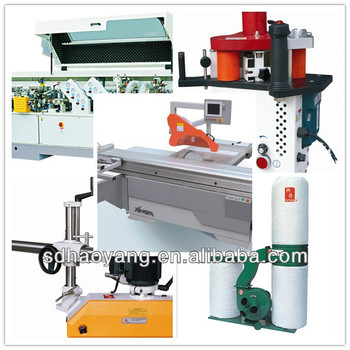 Digital control panel saw of woodworking machine