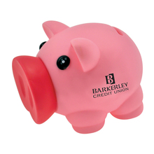 Promotional Super Snout Cute Pig Shaped Piggy Banks