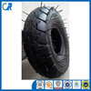 2016 New arrival Factory supply 3.50-4 inflatable pneumatic tyre