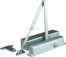2 speed adjustable fireproof overhead aluminum door closer