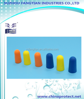 Disposable anti-noise Earplugs with CE