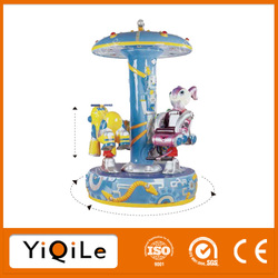 horse riding toy outdoor merry go round kids amusement rides