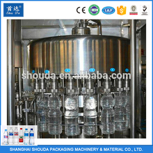 Industry Leading Brand Mineral Water Plant Filling Machinery Production Line with Factory Price