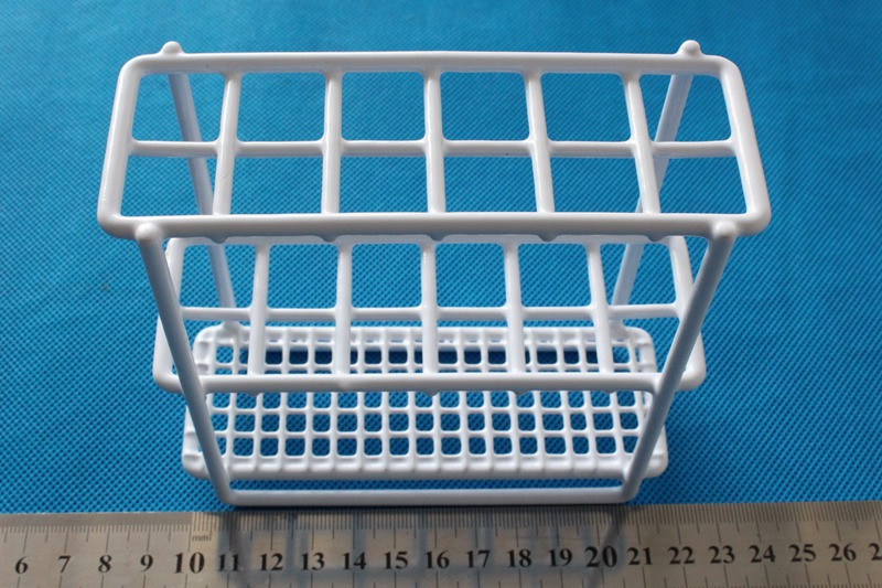 Stainless steel Wire test tube stand Test Tube Rack_Test tube ...
