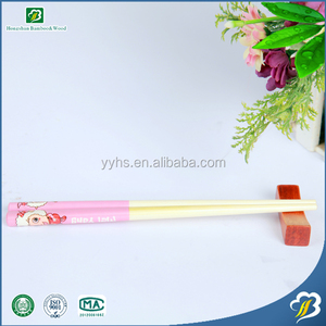 Natural bamboo ecofriendly Vietnam wholesale chopsticks