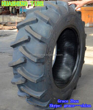 Bias Rubber tires 13.6-24 used for farm tractors