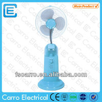 Hot sell car air conditioning fan electric water spray fan
