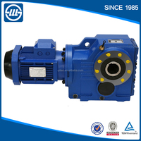 K Seres helical bevel gearbox