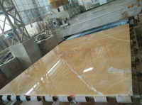 China good price honey/yellow onyx natural marble