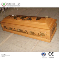 funeral supplies wholesale decorative coffins