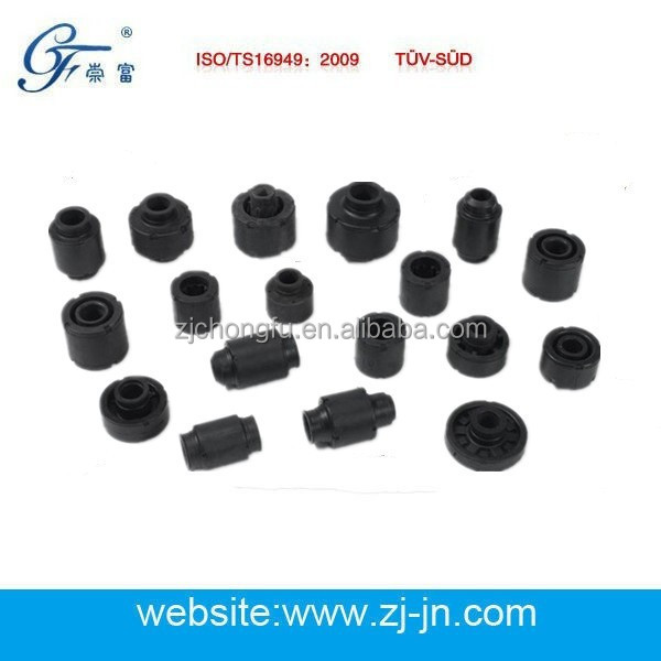 Auto recycled motorcycle rubber bicycle shock absorber