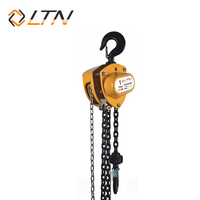 0.5t to 10t Vital Chain Pulley Block&Chain Block Hoist&Lifting Hoist/hand winch