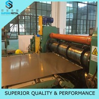 silicon steel ei lamination transformer core goss/crngo steel coil cutting machine