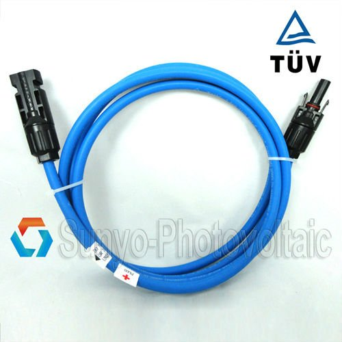 SOLAR EXTENSION CABLE 4mm2 with Mc4 Connectors