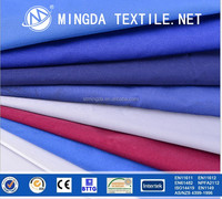 Wholesale nomex iiia twaron woven fabric pilot uniforms/twaron aramid fiber fire resistant fabric