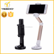 Mounted Folding Smartphone car holder for holding mobile phone in car
