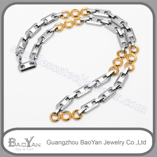 stainless steel necklace 2013 gold necklace designs in 10 grams