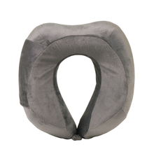 2018 New Products Portable Type Comfortable Soft U-shape Pillow Travel Neck Pillow