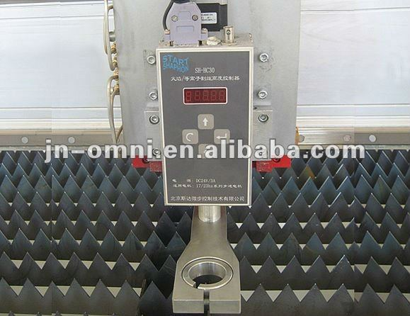 CNC plasma with flame cutting machine for sale