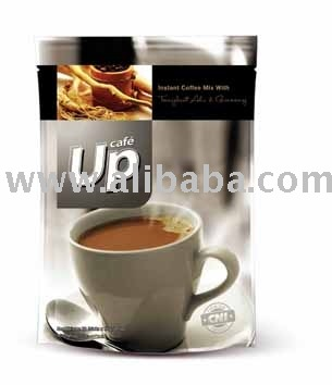 UP Cafe-Instant coffee with tongkat ali and ginseng extract