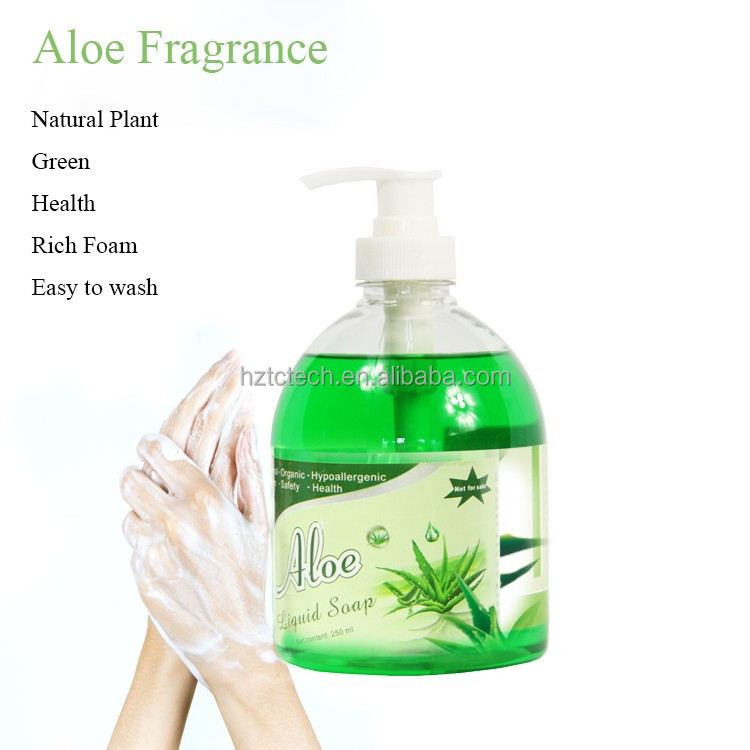 Top seller liquid hand soap OEM 500ml free sample handwash