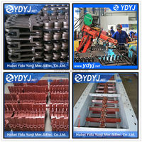 China Supplier High Strength Alloy Steel Scraper Chain price