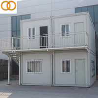 Hot selling iso standard 40ft 20ft container house prefabricated offices building of China prefabricated container home