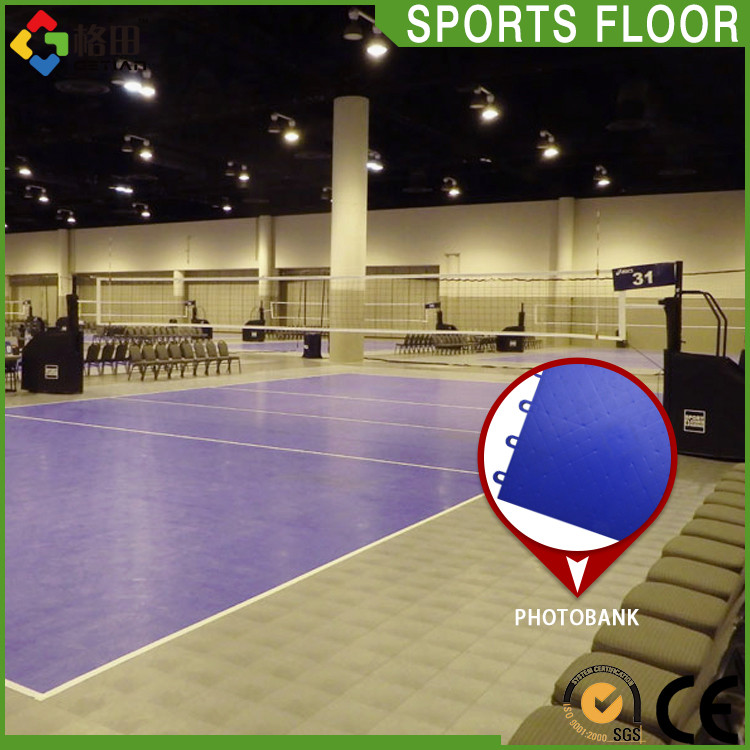 Factory directly supply volleyball court flooring material