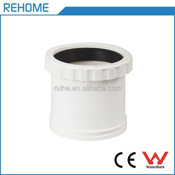 Drainage Fittings ISO3633 PVC-U Expansion Joint