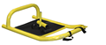 Custom Running Training Speed Push snow Sled