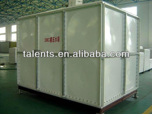 fiberglass sectional water storage tanks,SMC Sectional Water Storage Tank,GRP Sectional Water Storage Tank