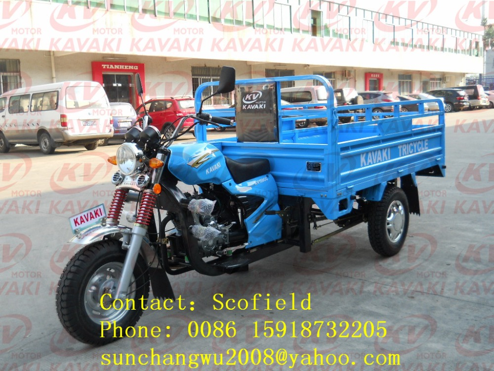 Mali hot selling KAVAKI tricycle