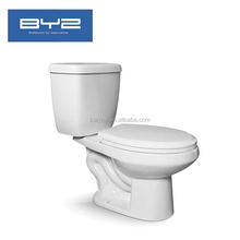 2018 new design ceramic two piece toilet manufacturer