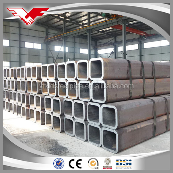 Trade assurance manufacturer supply gal square steel pipe tube for wholesale