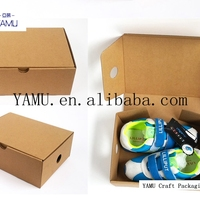 Baby Shoe Box Leather Shoe Box