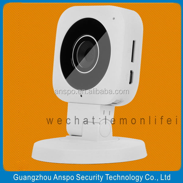 1.0 Megapixel Mini Wifi Camera Smart Home Security Products Made in China