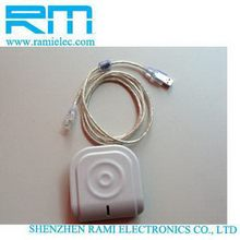HF rfid mini reader and writer support Andriod and IOS system for access control system