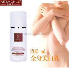 Top seeling rose extract body care products