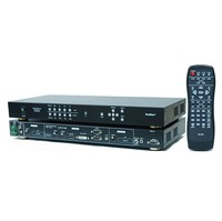 "G-502ST Passive 3D video processor with edge blending for more than 300"" 3D e-cinema"