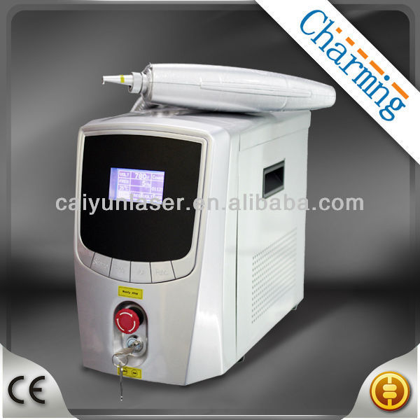 Q-switch laser eye bag removal T500