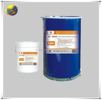 Strong adhesion two component silicone sealant for insulating glass