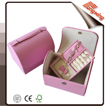 Wholesale 14 years Professional OEM travel jewelry case