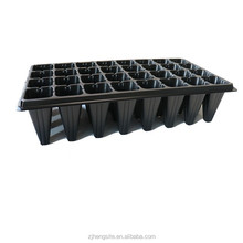plastic nursery seed plug trays for propagation