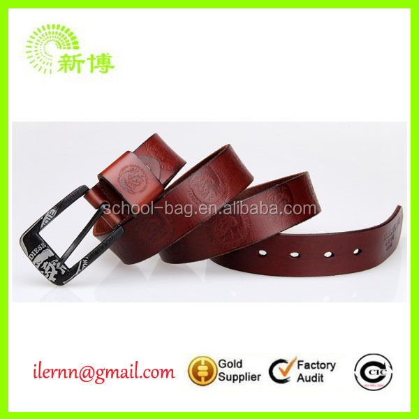 Strong Full Grain Leather Belts for Men