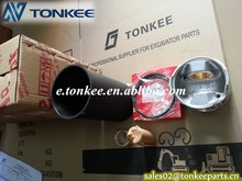 HINO J05E Engine overhaul rebuild kit SK200-8 KOBELCO excavator parts