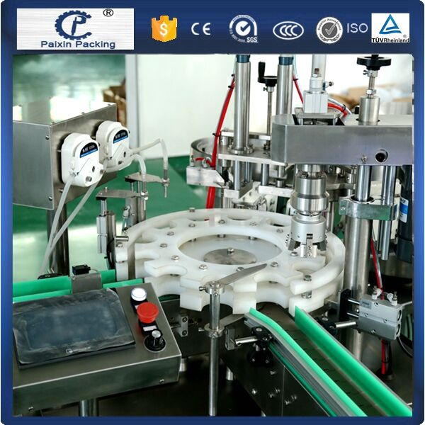 USA Love Auto Eye Drop vial filling line,Filling and Sealing Machine