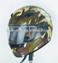 HD racing use abs dot certificate full face motorcycle helmet with visor